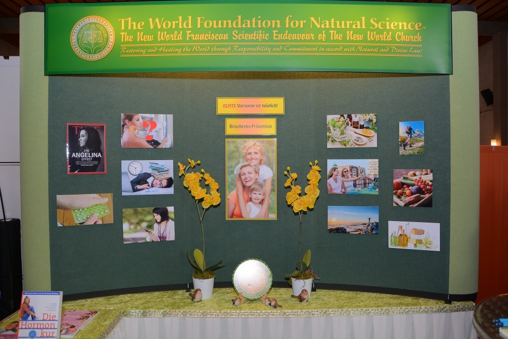 The World Foundation for Natural Science en varias ferias ...