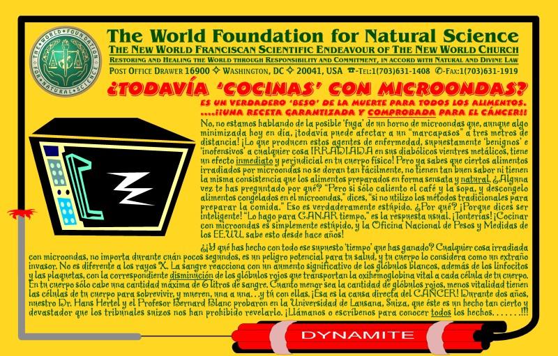 Portada de la publicación: ¿Todavía 'cocinas' con microondas?