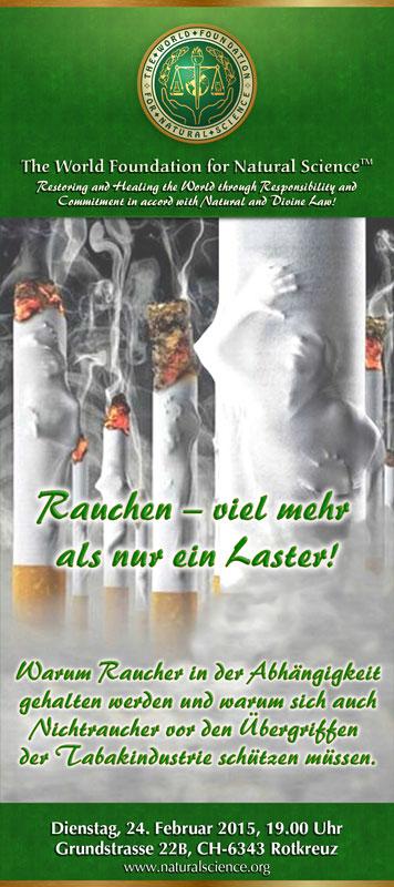 Wie den Jungen zu zwingen, Rauchen aufzugeben