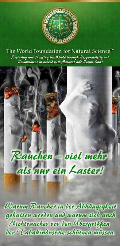 Vorträge: Rauchen - viel mehr als nur ein Laster - The ...