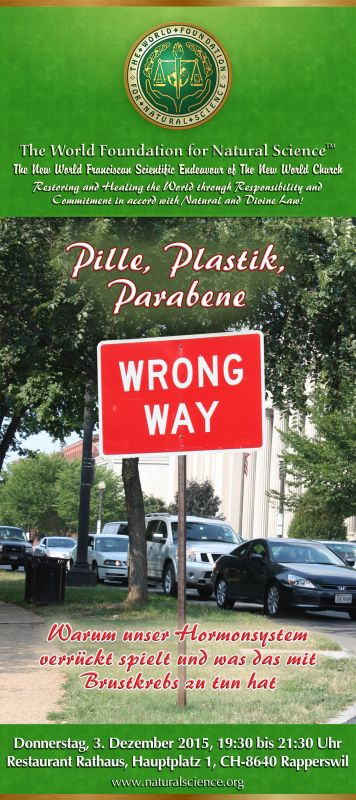 Pille, Plastik, Parabene - The World Foundation for ...