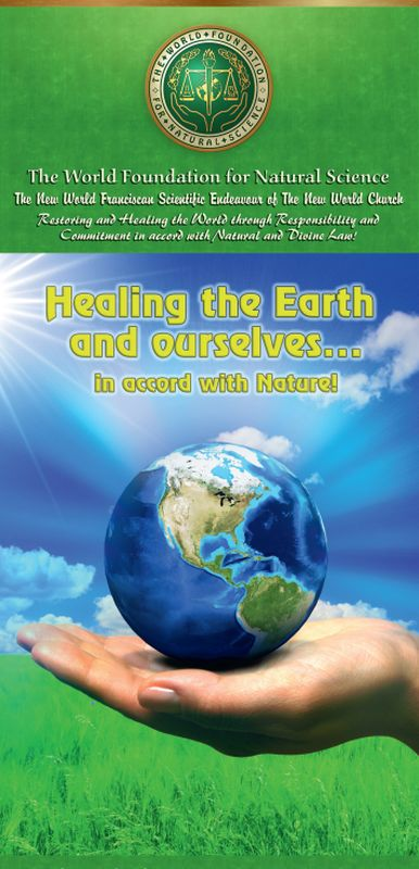 Healing the Earth and ourselves... in accord with Nature ...