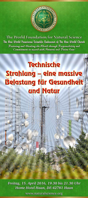 Technische Strahlung - Veranstaltung - The World ...