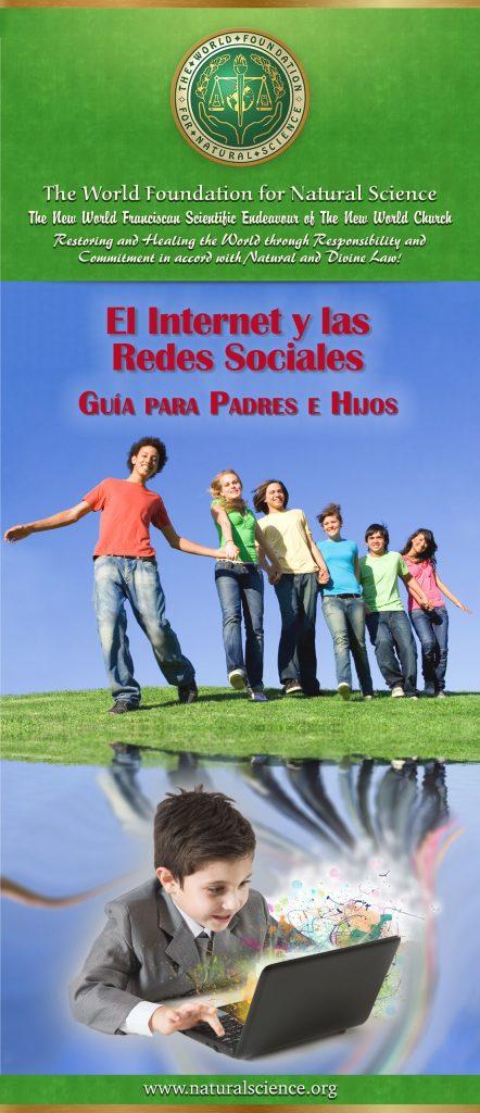 Portada de la publicación: Internet y las Redes Sociales – Guía para padres e hijos