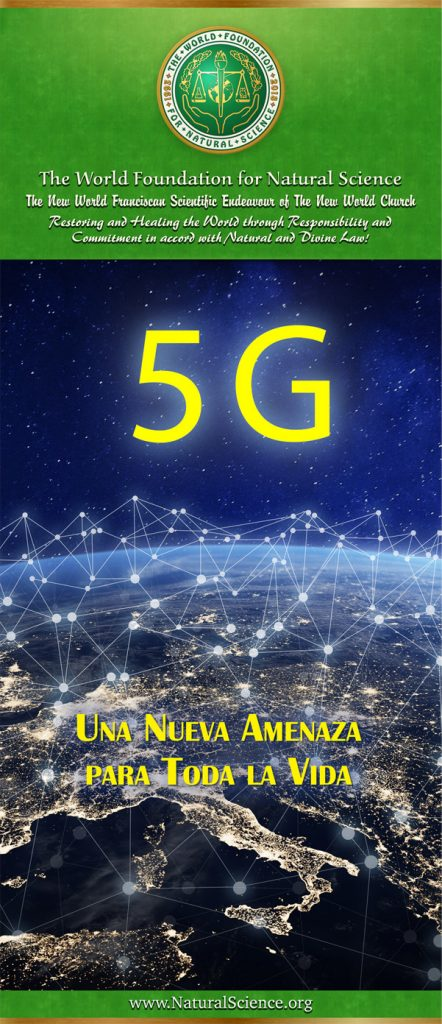 Portada de la publicación: 5G—Una Nueva Amenaza para Toda la Vida