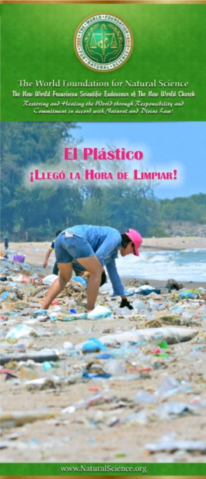 Portada de la publicación: El Plástico—¡LLegó La Hora de Limpiar!