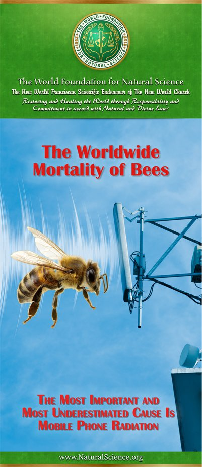 Cover of publication : The Worldwide Mortality of Bees